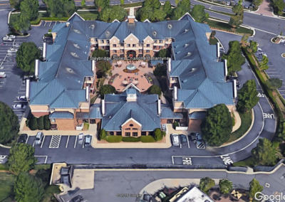 Staybridge Suites Aerial Viewl