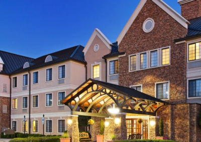 Staybridge Suites Porte Cochere