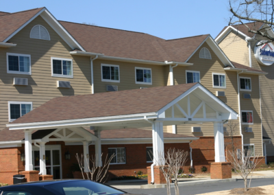 Suburban Extended Stay Hotel Exterior Front